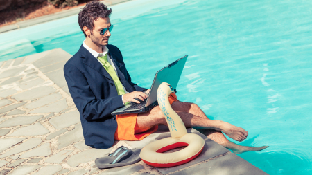 Entrepreneur : prendre le temps de décompresser