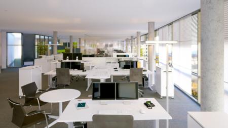 Comment réussir l'aménagement d'un open space ?